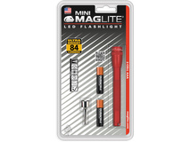 Maglite SP32036  Maglite AAA LED Flashlight (Red)