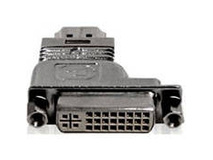 Gefen ADA-HDMIM-2-DVIFL HDMI Male to DVI-D Female Adapter - Offset to the Left