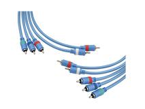 Gefen CAB-CMP5RCA-10MM 5 RCA Component Cables (10')