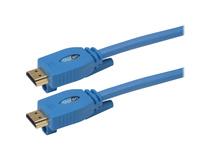 Gefen CAB-HDMI-LCK-06MM HDMI Copper Cable - Mono-LOK (6')