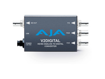 AJA V2Digital Analogue to HD/SD-SDI Mini-Converter
