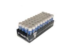Varta Alkaline High Energy AA Battery - (40 Pack)
