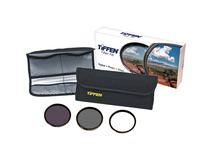 Tiffen 58mm Digital Essentials Filter Kit