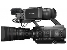 Sony PMW-300K2 XDCAM HD Camcorder with 16x Lens