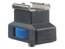 "Pearstone Accessory Shoe Adapter w/ 1/4""-20 Stud Connector"