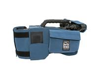 Porta Brace Camera Body Armor for Panasonic AJ-PX5000 (Blue)