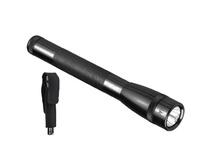 Maglite Mini Maglite Pro 2AA LED Flashlight with Holster (Black)