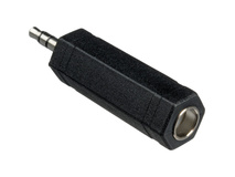Hosa GMP-386 1/4'' to 3.5mm Adapter
