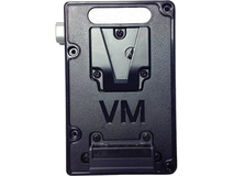 Paralinx Female V-Mount Battery Plate for Tomahawk Receiver