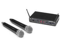 Samson Concert 288 Dual Handheld Radio Mic System