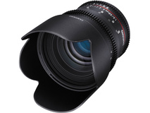 Samyang 50mm T1.5 Cine Lens for Canon EF