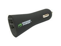 Wasabi Power Dual USB Car Charger