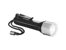Pelican Nemo 2000 Flashlight with Photoluminescent Shroud (Black)