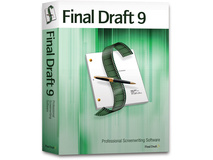 Final Draft 9 Screenwriting Software (Download)