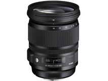 Sigma 24-105mm F/4 DG OS HSM Lens for Canon DSLR Cameras