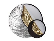 "Phottix 5 in 1 Light Multi Collapsible Reflector 80cm (32"")"
