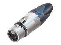 Neutrik NC3FXX Female 3-Pin XLR Connector