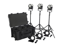 Litepanels Sola 4 Third Generation Traveler 3-Light Kit