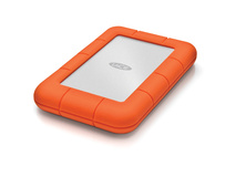 LaCie 1TB Rugged Mini Portable Hard Drive USB 3.0