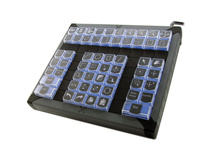 X-Keys XK-60 USB Programmable Keyboard