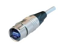 Neutrik NKE6S-30-WOC etherCON CAT6 Patch Cable (98.4' / 30 m)