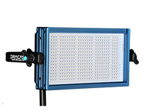 Dracast LED500 Daylight LED Light with Gold Mount Battery Plate