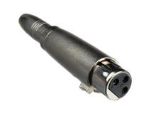 Hosa GXJ-183 1/4'' to XLR Adapter