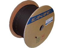 Canare L-4E6S Star Quad Microphone Cable (656'/200 m, Black)