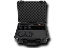 Titan Radio TR46PEL 6 Bank Charger in Pelican Case for the Titan TR400
