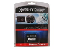 Delkin WingmanHD Premium Rechargeable Battery