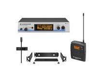 Sennheiser EW512 G3-B Omni Lapel Microphone Presenter System
