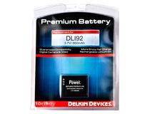 Delkin DLI-92 Battery