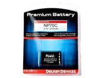 Delkin NP70C Battery