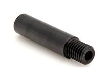 """Zacuto 2"""" Male/Female Rod Extension - Black"""