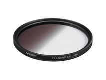 Tiffen 55mm Graduated Neutral Density (ND) Glass Filter 0.6