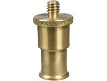 """Impact CA-111 5/8"""" Male to 1/4""""-20 Male Screw Adapter"""