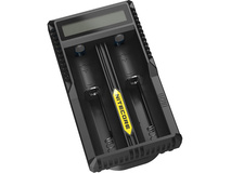 NITECORE UM20 USB Management and Lithium-Ion Battery Charging System (2-Bay)