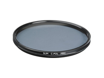 B+W 55mm Circular Polarizer Slim MRC Filter