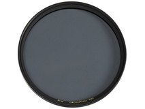 B+W 37mm Circular Polarizer MRC Filter
