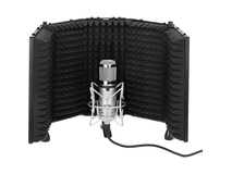 Auray Acoustic Reflection Filter, Mic Stand and Headphone Hook Kit