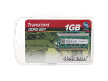Transcend 1GB SO-DIMM Memory for Notebook