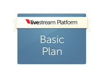 Livestream Platform Basic Service Yearly Plan