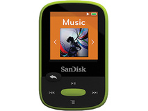 SanDisk 8GB Clip Sport MP3 Player (Lime)