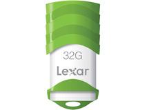 Lexar 32GB JumpDrive V30 USB 2.0 Flash Drive (Green)