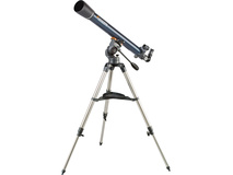"""Celestron AstroMaster-70 AZ 2.7""""/70mm Refractor Telescope Kit"""