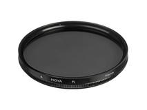 Hoya 55mm Linear Polarizer Glass Filter