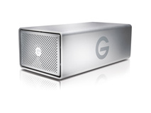 G-Technology 8TB (2 x 4TB) G-RAID USB G1 Removable Dual-Drive Storage System