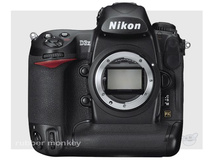Nikon D3X Body Including Lexar CF8GB Memory Card