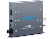 AJA ROI-DP DisplayPort to SDI Mini-Converter with ROI Scaling