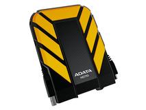 "ADATA 1Tb HD710 Dash Drive Durable  2.5"" Portable USB 3.0 HDD (Yellow)"